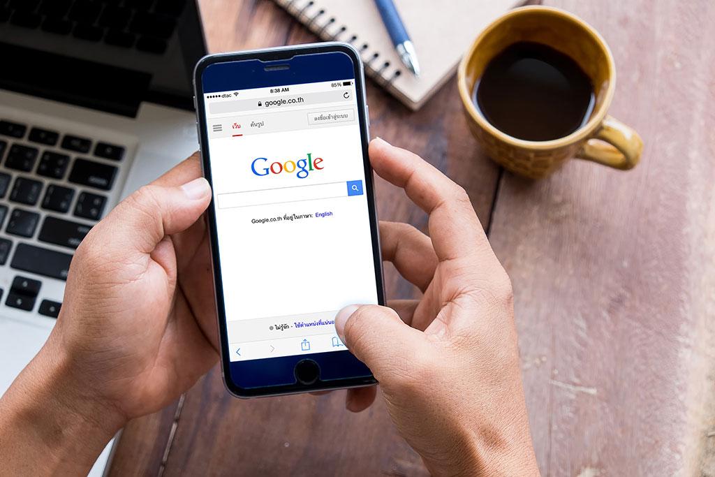 Apareça nas Pesquisas do Google através do SEO