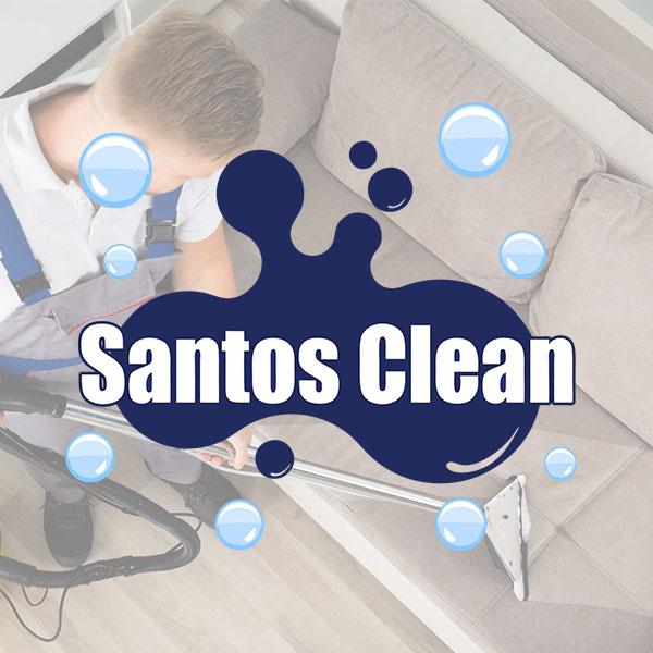 Portfólio Santos Clean