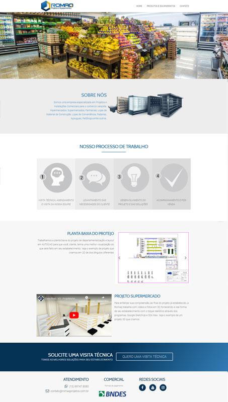 Desenvolvimento web para empresas