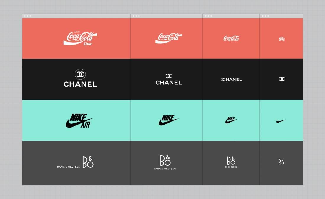 Logotipos Flexíveis